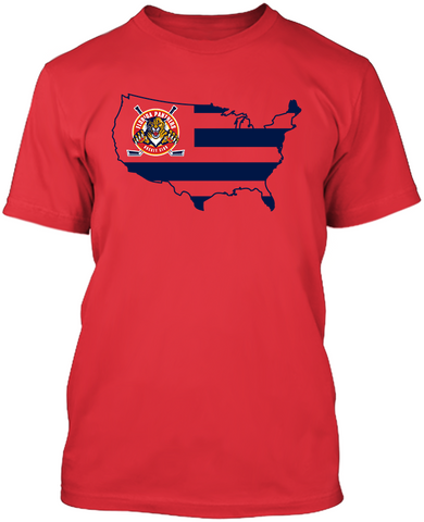 Florida Panthers - Broad Stripes