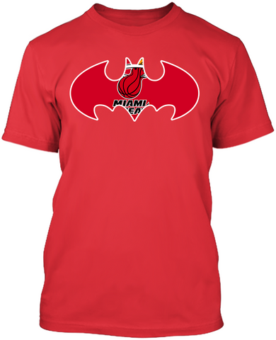 Batman - Miami Heat