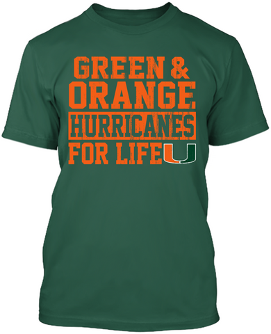 For Life 2 - Miami Hurricanes