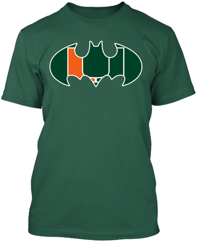 Batman - Miami Hurricanes