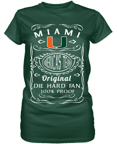 Die Hard - Miami Hurricanes