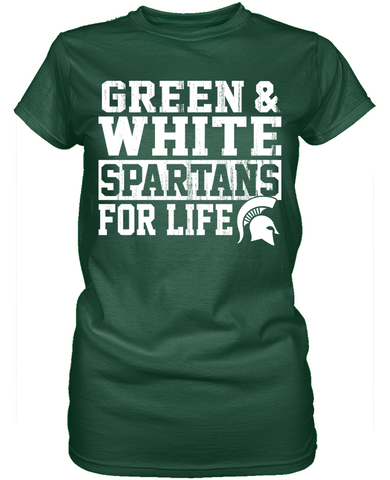 For Life 2 - Michigan State Spartans