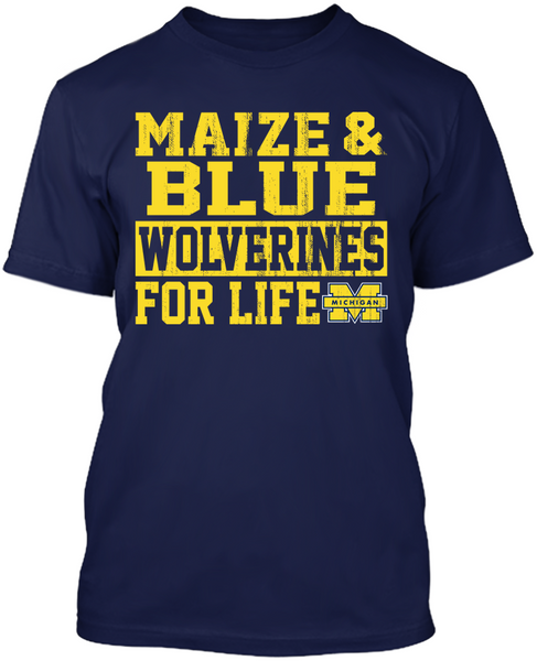 For Life 2 - Michigan Wolverines