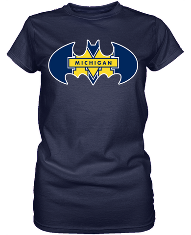 Batman - Michigan Wolverines