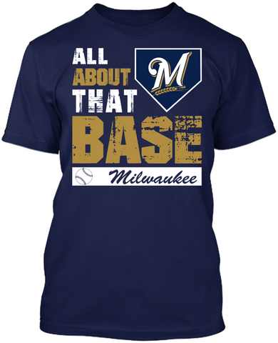 Milwaukee Brewers - All About The Base