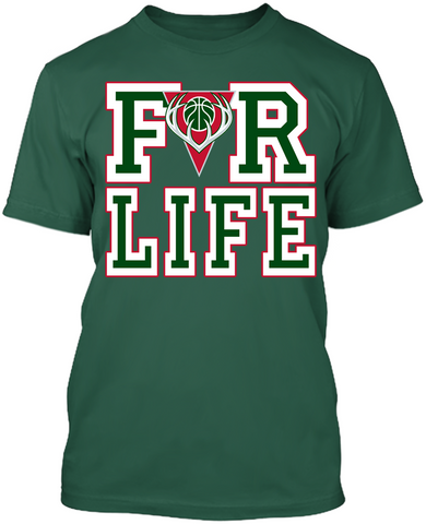 Milwaukee Bucks - For Life