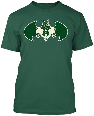 Batman - Milwaukee Bucks