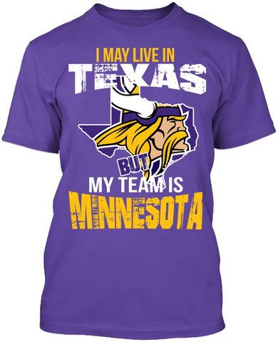 Minnesota Vikings - Texas