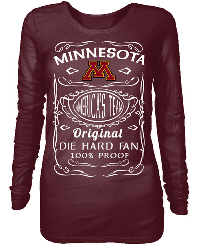 Die Hard - Minnesota Golden Gophers