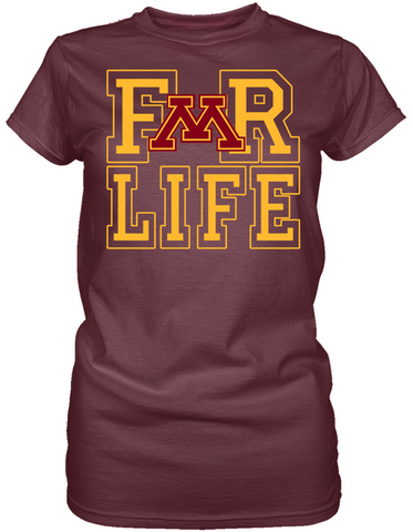 For Life - Minnesota Golden Gophers