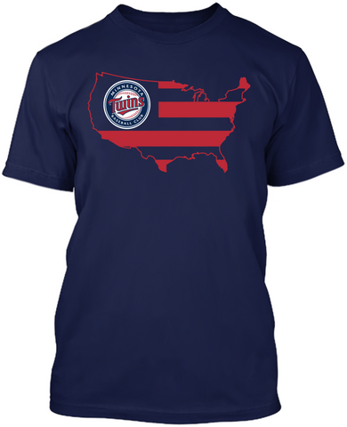 Minnesota Twins - Broad Stripes