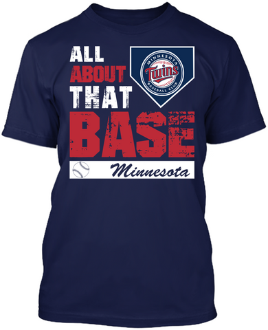 Minnesota Twins - All About That Base