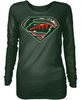 Minnesota Wild Superman