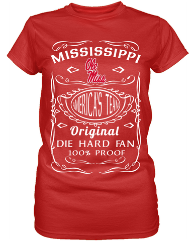 Die Hard - Mississippi Rebels