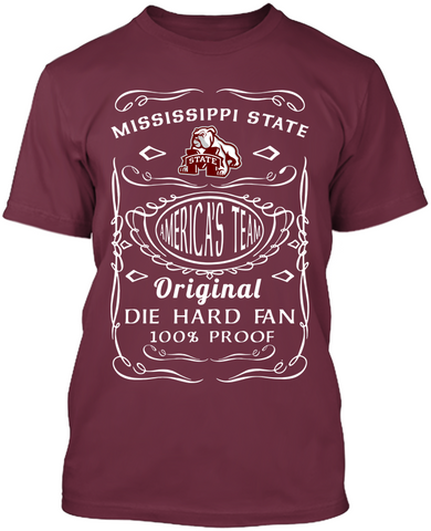 Die Hard - Mississippi State Bulldogs