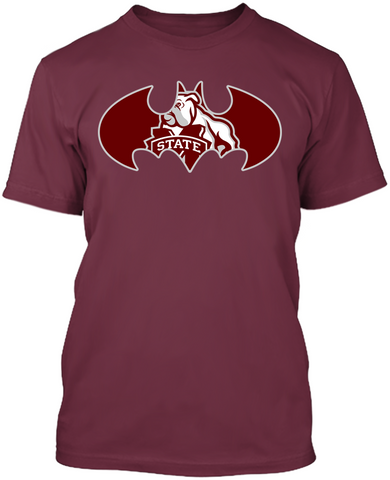Batman - Mississippi State Bulldogs
