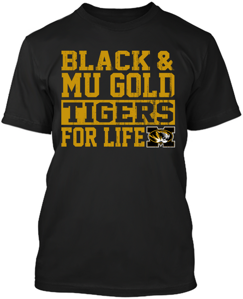 For Life 2 - Missouri Tigers
