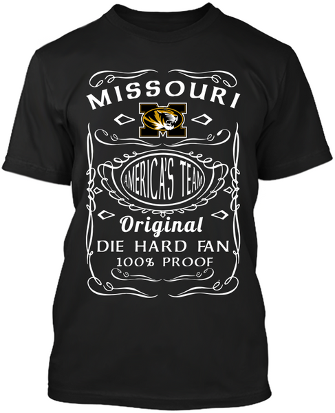 Die Hard - Missouri Tigers