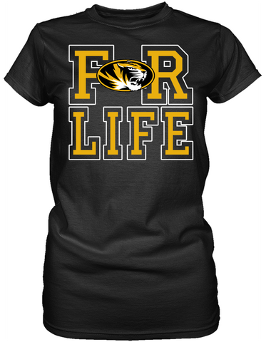 For Life - Missouri Tigers