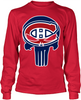 Montreal Canadiens Punisher