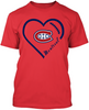 Montreal Canadiens Heart