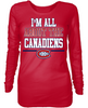 I'm All About The Montreal Canadiens