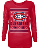Montreal Canadiens Holiday Sweater