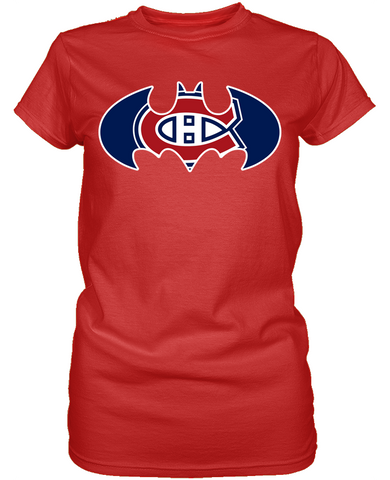 Batman - Montreal Canadiens