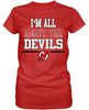 I'm All About The New Jersey Devils
