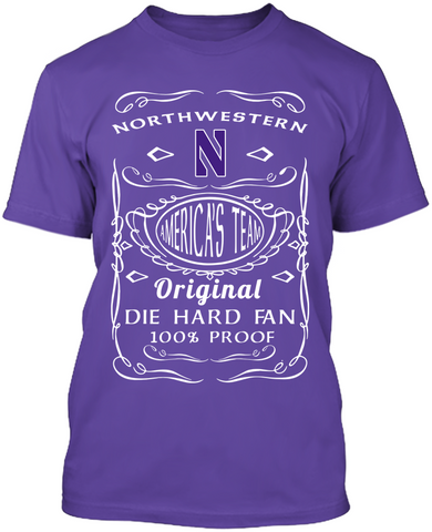 Die Hard - Northwestern Wildcats