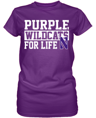 For Life 2 - Northwestern Wildcats
