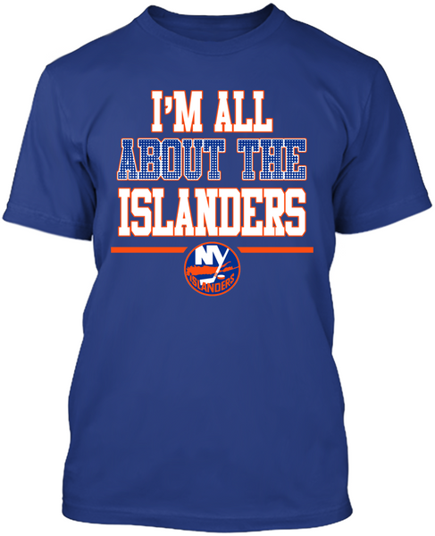 I'm All About The New York Islanders