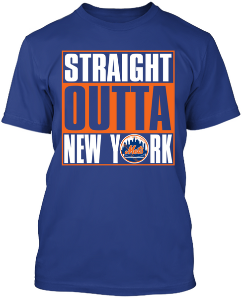 Straight Outta NY Mets