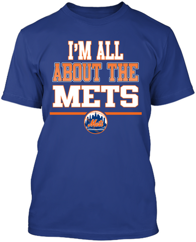 I'm All About The NY Mets