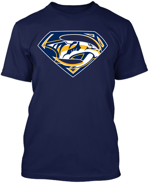 Nashville Predators Superman