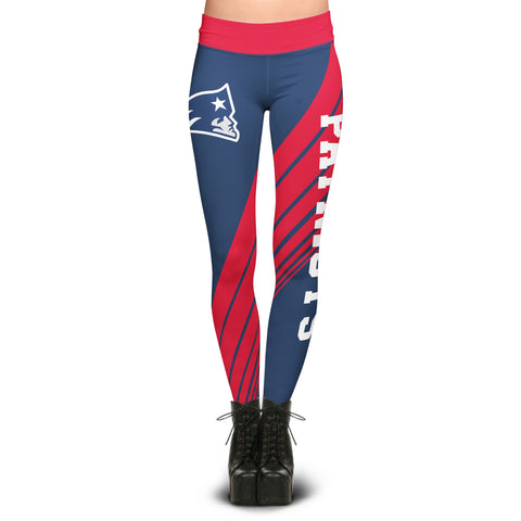 New England Patriots Dynamic Sublimation Leggings