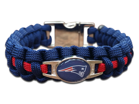 New England Patriots Paracord Bracelet