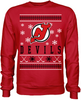 New Jersey Devils Holiday Sweater