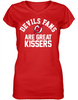 New Jersey Devils Are Great Kissers