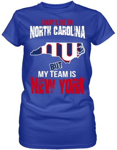 New York Giants - North Carolina