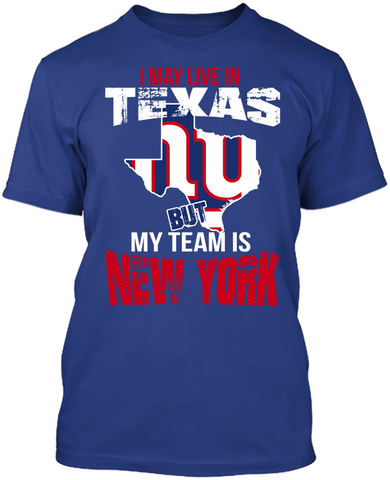 New York Giants - Texas