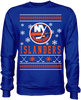New York Islanders Holiday Sweater