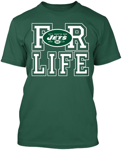NY Jets - For Life