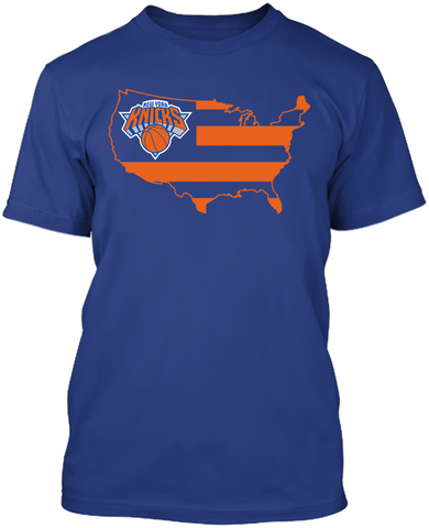 New York Knicks - Broad Stripes