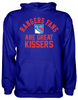 New York Rangers Are Great Kissers