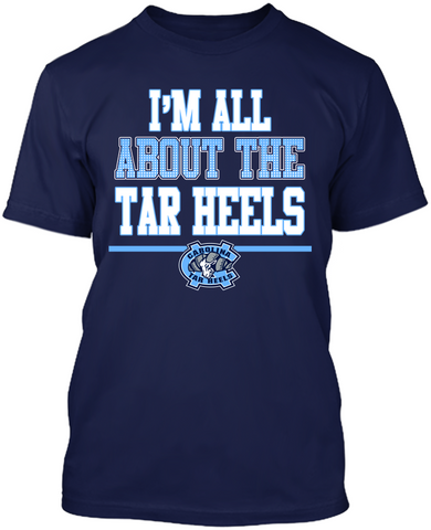 I'm All About The - North Carolina Tar Heels
