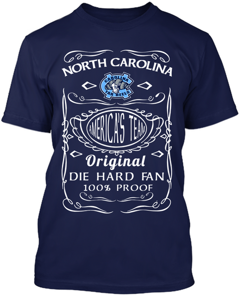 Die Hard - North Carolina Tar Heels
