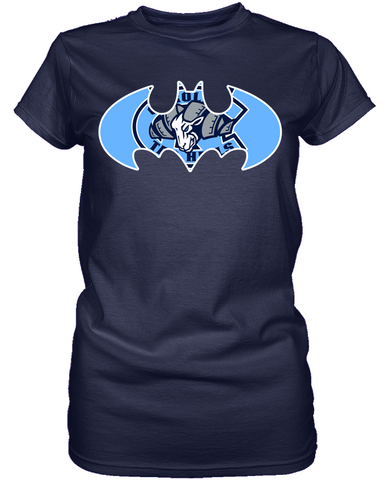 Batman - North Carolina Tar Heels