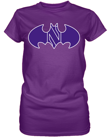 Batman - Northwestern Wildcats