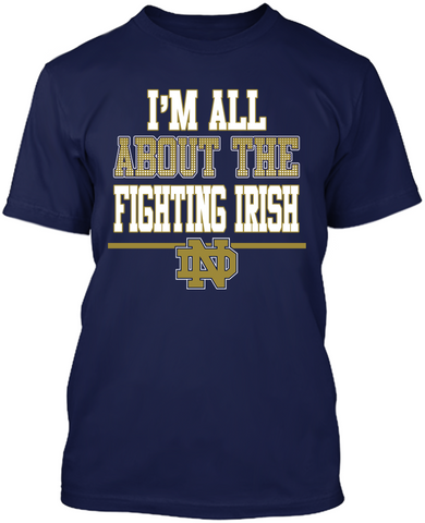 I'm All About The - Notre Dame Fighting Irish
